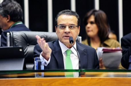 Alves deliberará sobre tramitação do projeto sobre empregado doméstico (Foto: Gustavo Lima/Ag. Câmara)