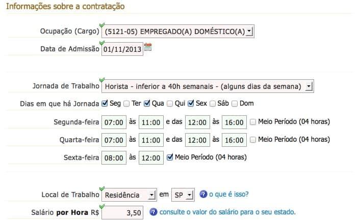 O aplicativo Idoméstica é o único no Brasil a gerenciar o pagamento de empregada doméstica com jornada inferior a 44 horas semanais.