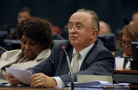 Deputado Júlio César: medidas na área da Seguridade Social (Foto: Alexandra Martins-Câmara dos Deputados)