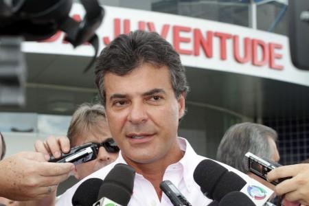 Governando Beto Richa deve confirmar índice de reajuste do piso regional no PR (foto: Sec. Comunicação Social/PR)