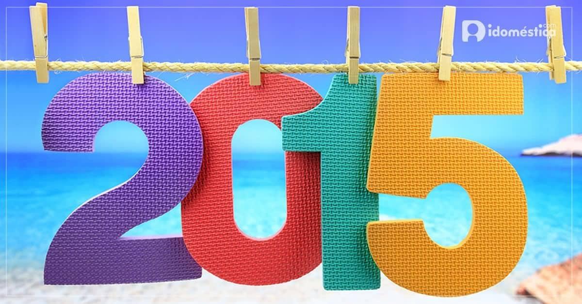 """O ano de 2015 terá pelo menos 10 feriados caindo em dias da semana. Parte deles permitirá """"emendar"""", criando o famoso """"dia ponte"""". Por isso, o idoméstica. Com decidiu esclarecer a situação."""