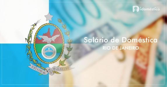 Notícias sobre Salário de Empregada Doméstica no RJ - Rio de Janeiro
