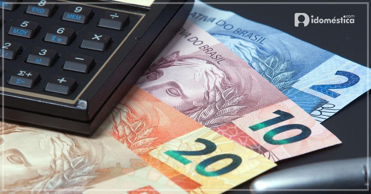 salário mínimo 2016 - R$880 para domésticas