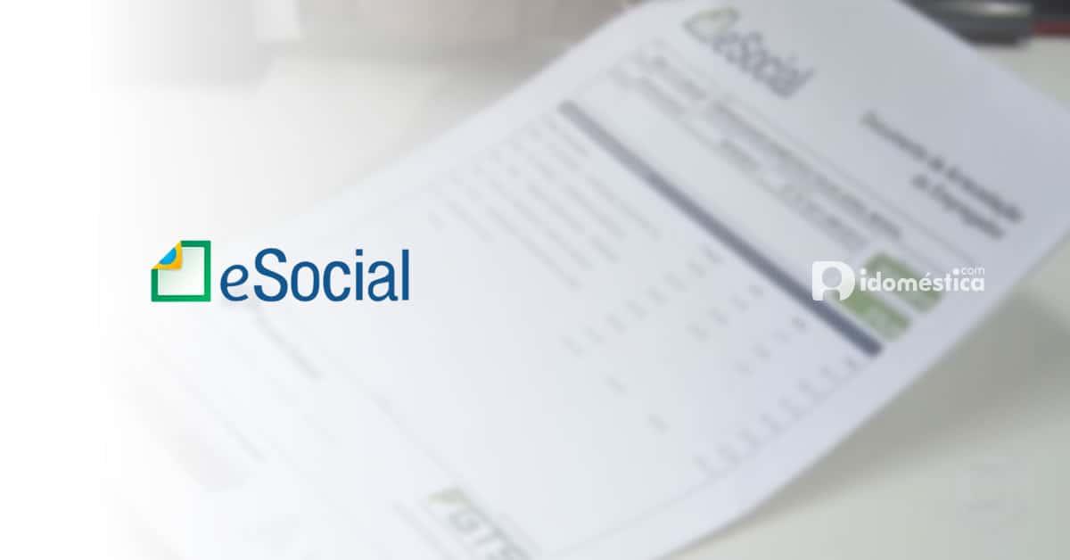 Esocial - folha de dezembro está disponível dia 21/12.