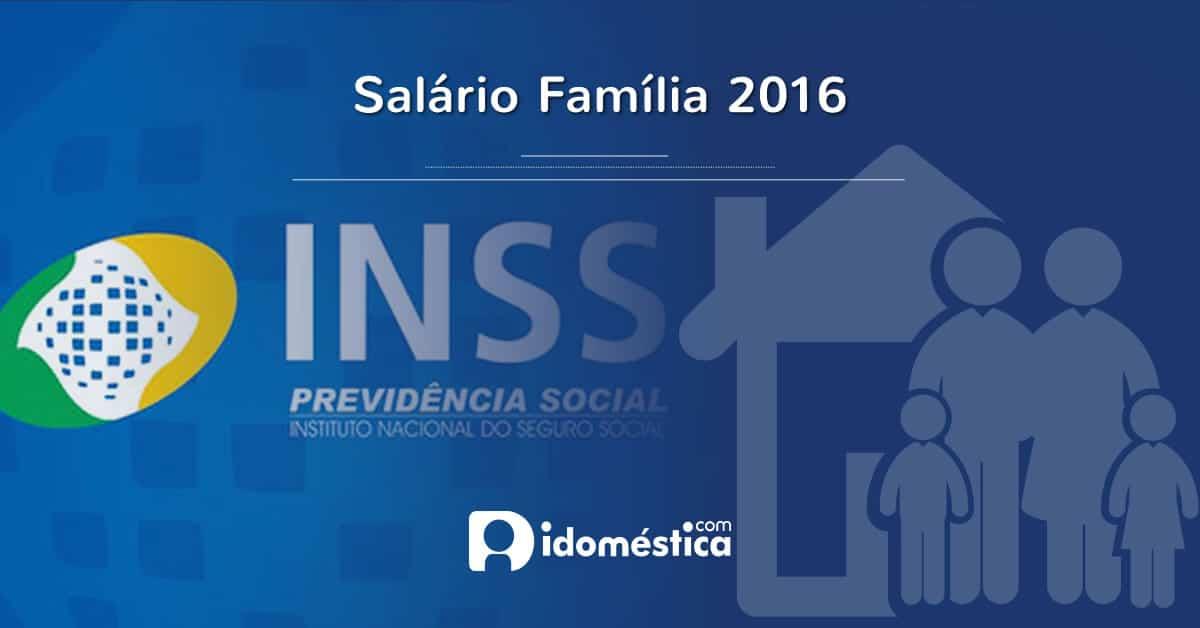 Salário-família para domésticas