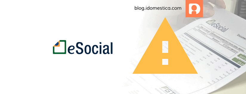 O simples doméstico, boleto que unifica os encargos do trabalhador doméstico, teve o vencimento de outubro adiado para 21 de novembro. O prazo terminaria ontem (07).