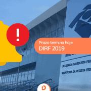 DIRF 2019 - prazo termina hoje