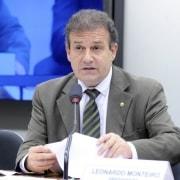 Deputado Pompeo de Mattos, relator do projeto