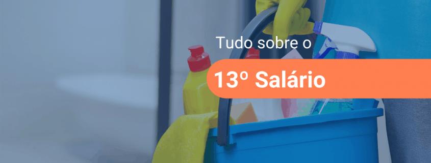 13 salario empregada domestica