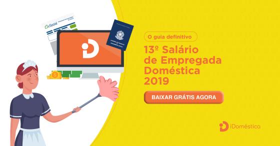 guia definitivo 13 salario domestica