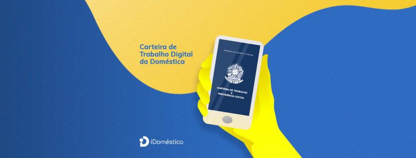 Conheça a carteira de trabalho digital, que substituirá a carteira física