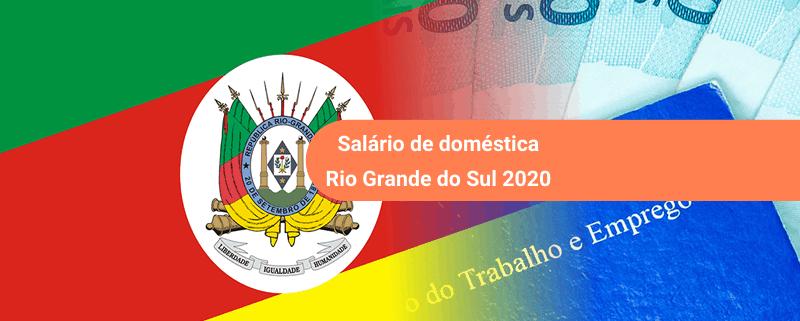 salário de doméstica em 2020 deve ir para R$ 1.292,82