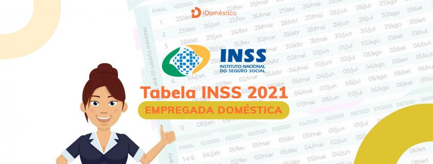 A nova Tabela de INSS 2021 para domésticas já está em vigor e todos os empregados domésticos são afetados por ela. Cálculos também são diferentes