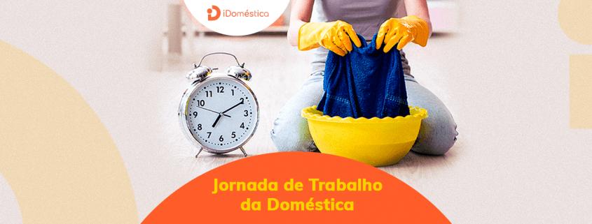 O empregador deve decidir qual será a jornada de trabalho da empregada doméstica