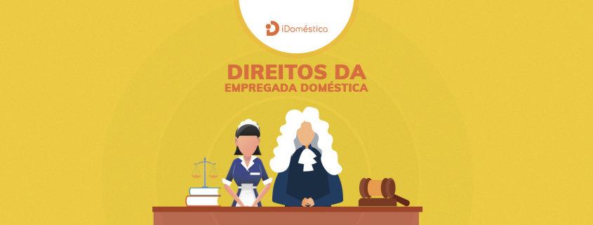 Conheça todos os direitos da trabalhadora ao contratar uma empregada doméstica