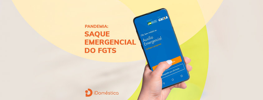 Consulte o valor e data de recebimento do Saque Emergencial do FGTS