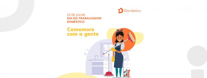 O dia do trabalhador doméstico representa a luta dos trabalhadores domésticos por direitos iguais
