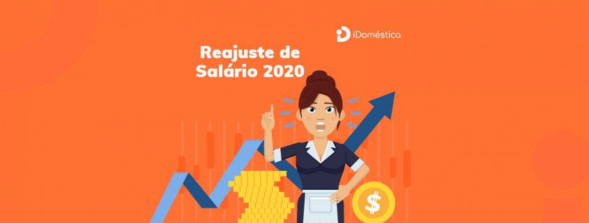 Confira como ficou o reajuste do salário da empregada doméstica em 2020