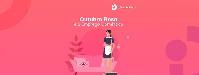outubro rosa é tempo de reflexão no emprego doméstico