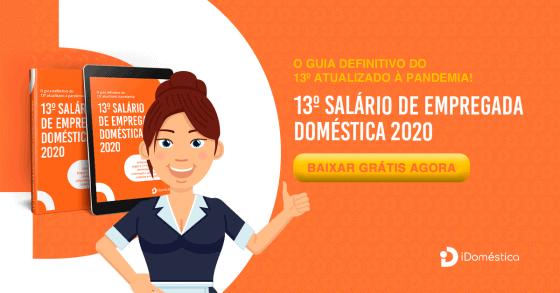 Faça o Download do nosso e-book do 13º salário da empregada doméstica