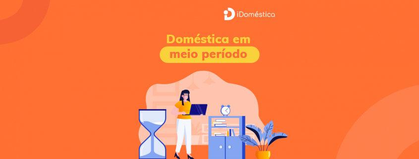 É possível contratar empregada doméstica em meio período pagando pouco