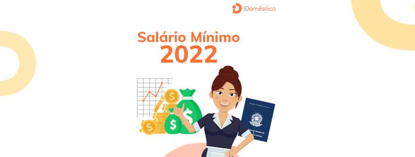 Veja possível valor do salário mínimo da empregada doméstica 2022